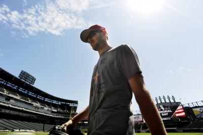 MLB》轉隊後首戰老東家 塞爾:我會努力別笑場