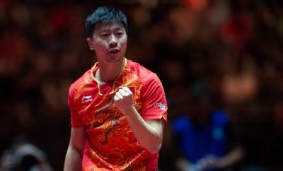 世桌賽》馬龍7局大戰扳倒樊振東 衛冕男單金牌
