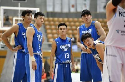 好想贏南韓成真了!台灣男籃東亞資格賽奪冠