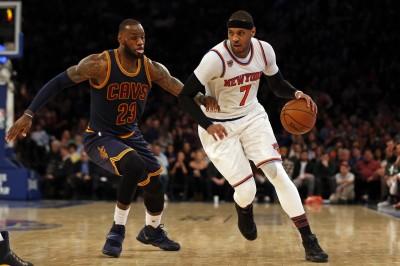 NBA》安東尼加盟騎士? 前籃網副總不看好