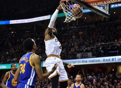 NBA》1分緊咬喬丹!詹皇下一場超越籃球之神