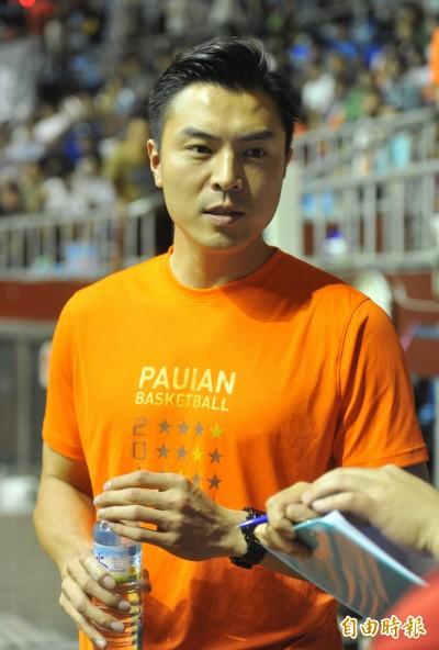 籃球》經典傳承賽 陳信安要再現經典灌籃