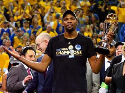 NBA》第一年入隊就拿總冠軍賽MVP 杜蘭特史上第三人