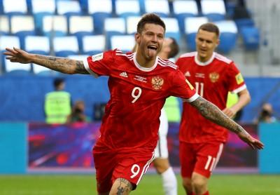 足球》聯合會盃開幕戰 地主俄羅斯擊敗紐西蘭