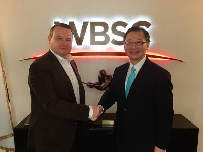 中職》拜會WBSC秘書長 中職將擴大參與國際棒球運動推廣