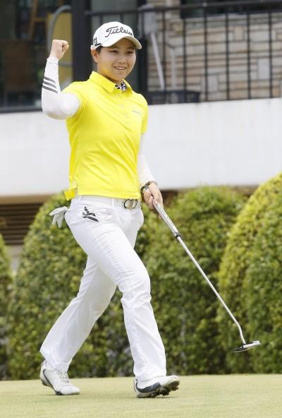 太平洋聯盟TLPGA傳承賽 陳宇茹奪職業生涯首冠