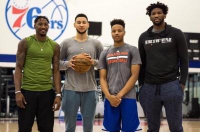 NBA》佛爾茲是未來拼圖 恩比德:我們可以改變這裡