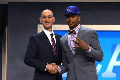 NBA》狀元連線成真!佛爾茲加入76人、朗佐如願當湖人