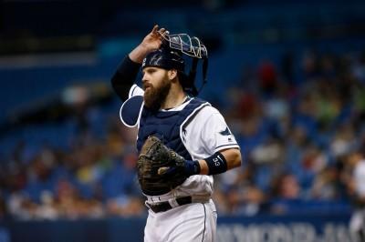 MLB》主戰捕手回歸 胡智為前搭檔遭光芒指定讓渡