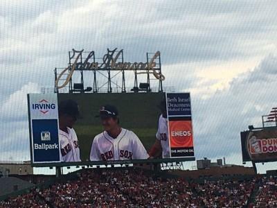 MLB》登上球場大螢幕 林子偉越洋分享大聯盟心情
