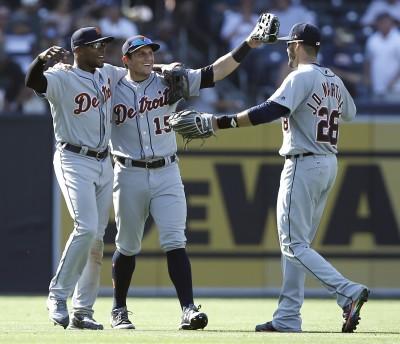 MLB》馬圖克關鍵安打 老虎逆轉教士結束8連敗 (影音)