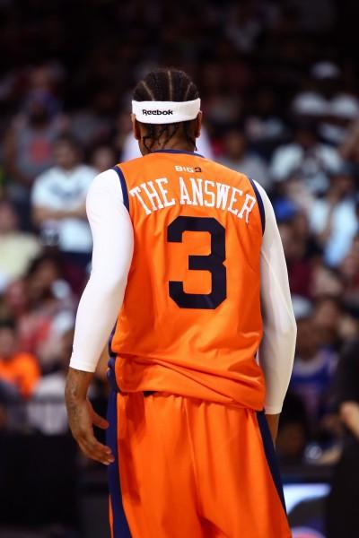 NBA》「BIG3」開打 戰神艾佛森讓全場瘋狂