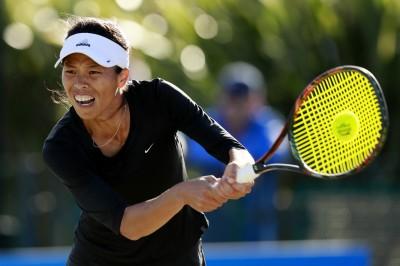 網球》謝淑薇先盛後衰 無緣伊斯特本女單32強