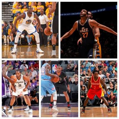 NBA》年度最佳防守陣容 勇士格林差點全票入選