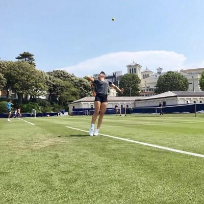 網球》法網決賽失利 哈勒普想再挑戰球后寶座
