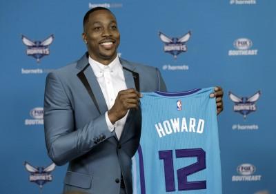 NBA》豪爾德加盟黃蜂 與克里佛再度聚首