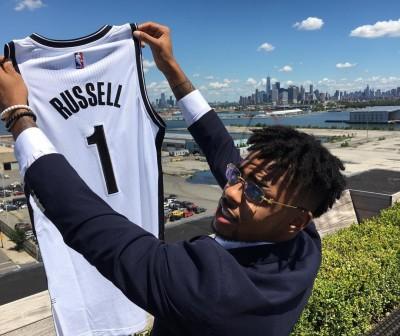 NBA》羅素談轉投籃網 「很驚訝會被交易」