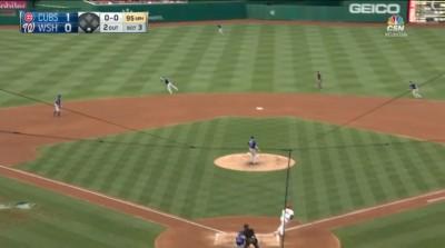 MLB》177公里平飛球 小熊游擊飛撲美技登官網(影音)