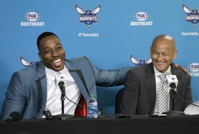 NBA》加盟黃蜂 魔獸:夏洛特有兩大「超人」
