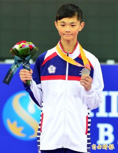 跆拳道》黃鈺仁踢垮奧運金牌一戰成名 教練:沒有擊不垮的對手