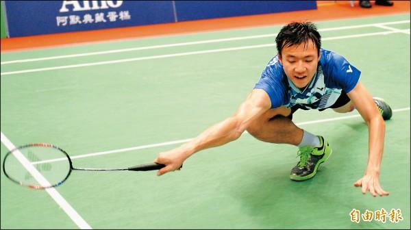 台北羽球公開賽》男單前3種子 橫掃過頭關