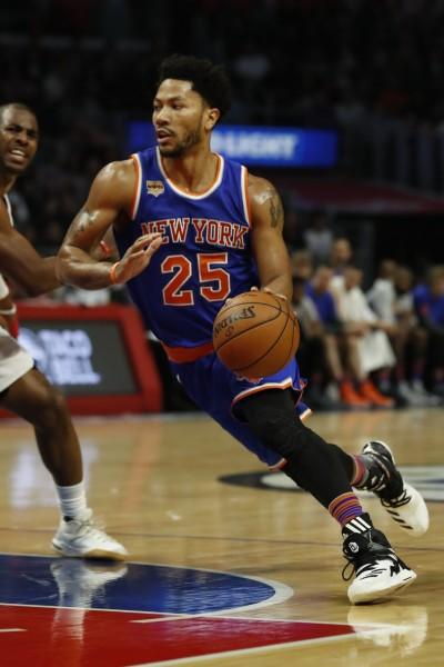 NBA》自由市場即將開張 尼克有意重簽羅斯