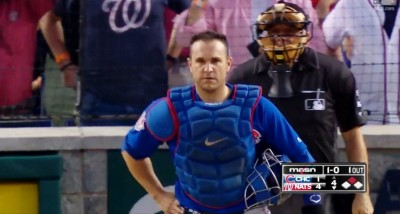 MLB》4局被盜7次壘 小熊捕手竟譙自家投手(影音)