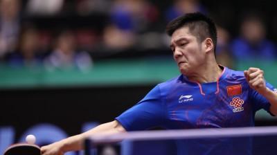 桌球》中國男桌隊集體退出澳洲公開賽