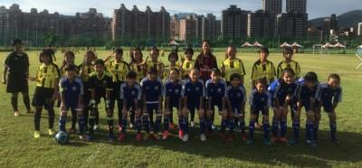 足球》台灣足協盃U13女足賽 香港小小兵五分大勝