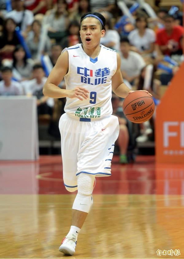 又有籃球好手投身中國  傳陳盈駿將參加CBA選秀