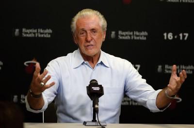 NBA》擺爛換狀元 熱火總裁萊里提有趣觀點
