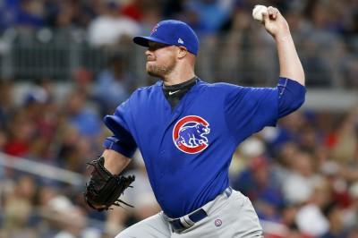 MLB》萊斯特回穩 小熊1分險勝勇士