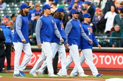 MLB》大都會輪值出現曙光 雷神、哈維復健大有進展