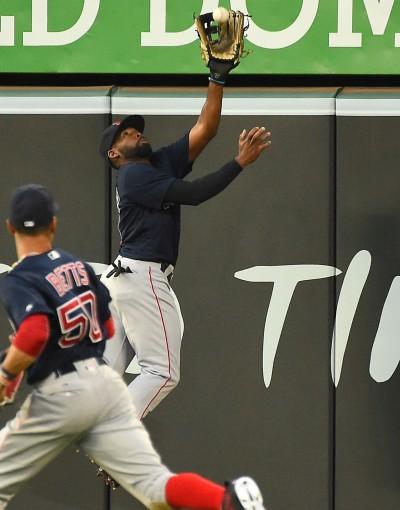 MLB》上週沒收法官全壘打 布雷德利又演超美技(影音)