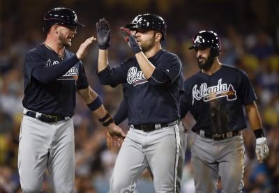 MLB》伍德不敗金身被破 勇士投手敲滿貫砲寫紀錄(影音)
