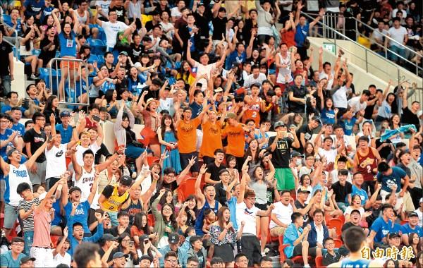 瓊斯盃》倒數3分逆轉秀 台灣藍終於贏南韓