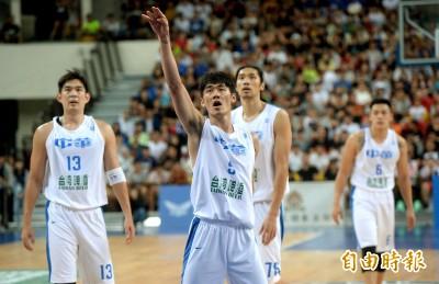 亞洲盃男籃名單 台灣隊確定沒有Q.戴維斯