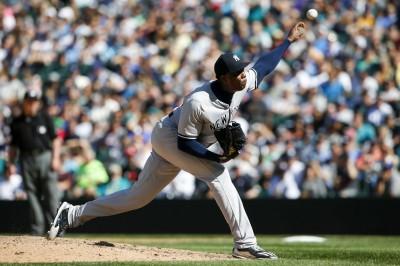MLB》洋基投手群均速最快 速球比率卻是大聯盟最低?
