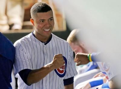 MLB》昆塔納轉隊後勝率百分百 小熊重返國聯中區王座(影音)