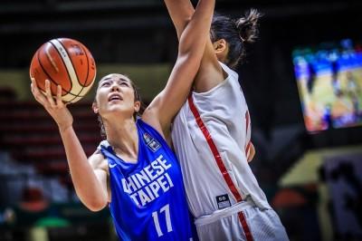 亞錦賽女籃台灣對上紐西蘭 今日賽事預告與轉播