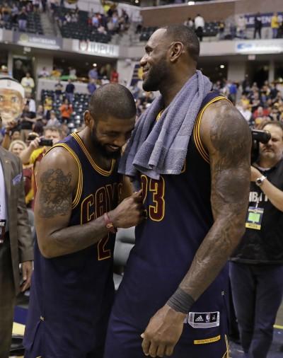NBA》總管滅不了火 厄文不滿「交易我」被詹皇爆料