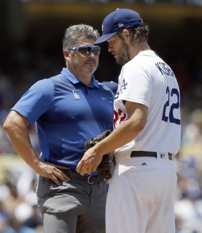 MLB》又是背傷進DL 歸期未定克蕭好失望