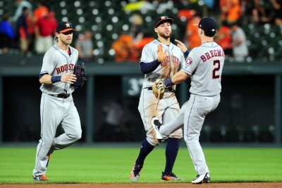 MLB》三人開轟灌6分 太空人轟垮金鶯