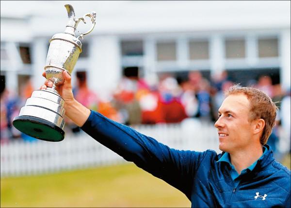 英國公開賽》最後5洞反逆轉 史畢斯奪冠