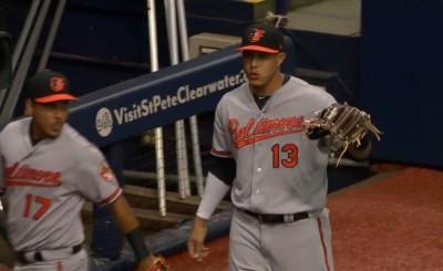 MLB》馬查多再秀神守備 迅速策動雙殺守備(影音)