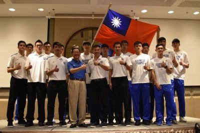 亞洲盃》沒有戴維斯的台灣男籃3日出征 周俊三:籃板是關鍵
