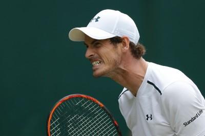 網球》傷勢還沒恢復 球王穆雷退出羅傑斯盃