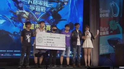 六都爭霸戰》「高雄南霸天」奪下高雄冠軍 11連勝不敗紀錄延續