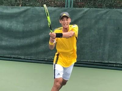 成都男網挑戰賽》「挑戰賽之王」再挫俄男 盧彥勳奪冠