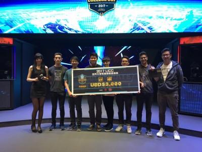 LOL》 LICC世界大學電競明星邀請賽 多倫多大學奪冠抱走10萬獎金